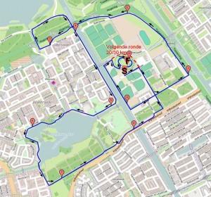 Parcours 10km - 20km - 30km